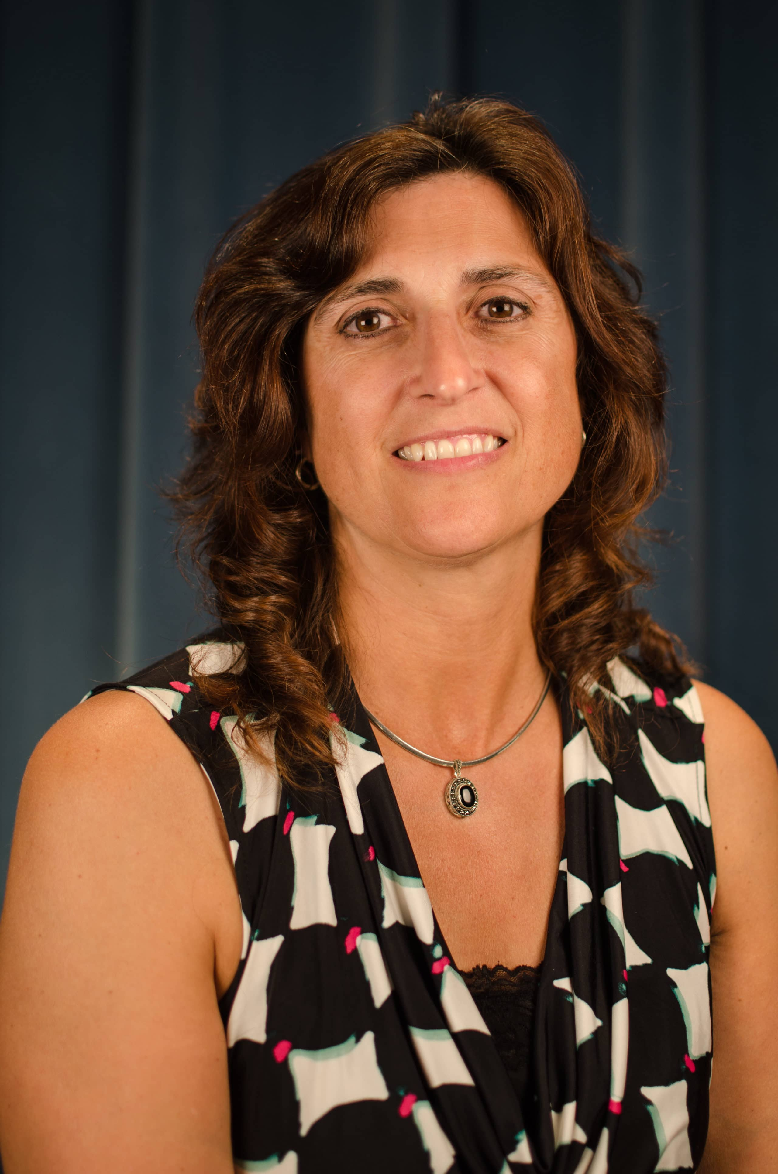 portrait of Director of Special Education Tanya-Uganski